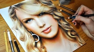 Download Drawing Taylor Swift Video
