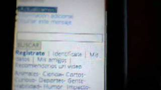 Download internet gratuito w580 (GPRS internet) Video