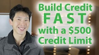 Download Build Credit Fast with a $500 Credit Limit | BeatTheBush Video
