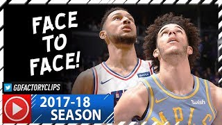 Download Ben Simmons vs Lonzo Ball Rookies Duel Highlights (2017.11.15) Lakers vs Sixers - Ben OWNS Lonzo! Video