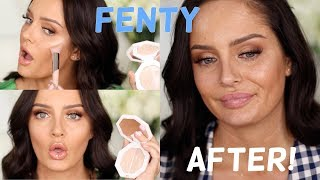 Download FENTY Beauty GRWM + 10 Hour Fenty Wear Test! Video