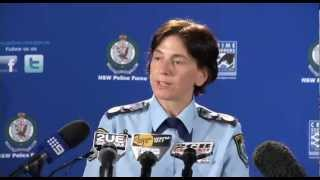 Download Acting Commissioner Catherine Burn calls for a responsible approach to alcohol Video