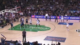 Download New Zealand Breakers vs. Melbourne United - Game Highlights Video