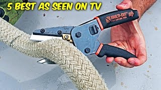 Download 5 Best As Seen On TV Gadgets Put to the Test Video