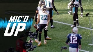 Download Mic'd Up Jaguars vs. Patriots ″It's On Today!″ (AFC Champ) | NFL Sound FX Video