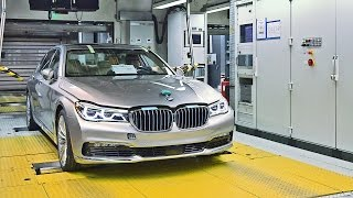 Download BMW 7 Series (2016) PRODUCTION Video