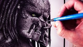 Download Let's Draw THE PREDATOR - FAN ART FRIDAY Video