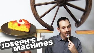 Download The Cake Server | Joseph's Most Complex Machine Ever! Video