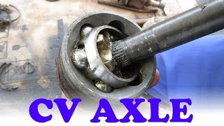 Download How a CV Axle Works Video