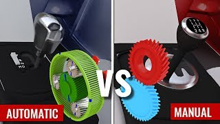 Download Automatic vs Manual Transmission Video