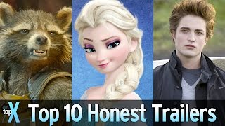 Download Top 10 Honest Trailers Videos - TopX Ep. 36 Video