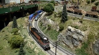 Download HO Model Trains with Real Sound Video