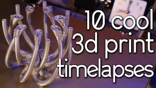 Download 3D Printing Time Lapse Compilation 8 (Prusa Mk3) Video