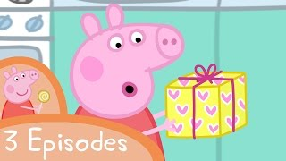 Download Peppa Pig - Parties and Celebrations (3 episodes) Video