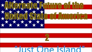 Download Alternate Future of The USA (Episode 2) Just one Island!! Video