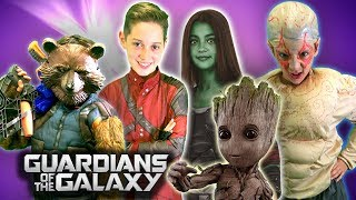 Download Guardians of the Galaxy Bar: Awesome Kids Parody Video