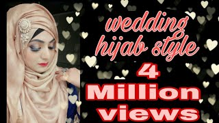 Download The most requested hijab style for wedding and parties. Ft.Ruhi hijabs Video