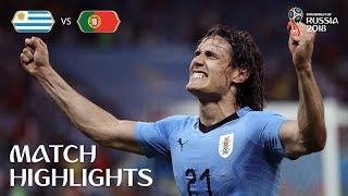 Download Uruguay v Portugal - 2018 FIFA World Cup Russia™ - Match 49 Video