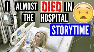 Download I ALMOST DIED IN THE HOSPITAL | SCARY STORYTIME Video