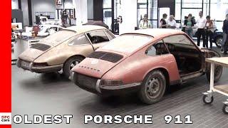 Download The Oldest Porsche 911 Ever AKA 901 No 57 Video