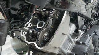 Download Xe.tinhte.vn - Khám phá bên trong động cơ Honda Winner 150: trục cam không có bạc đạn Video