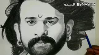 Drawing Bahubali Well Trying To Draw Free Download Video Mp4