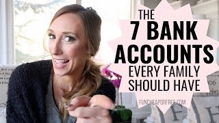 Download The 7 Bank Accounts Every Family Should Have! (no, really) Video