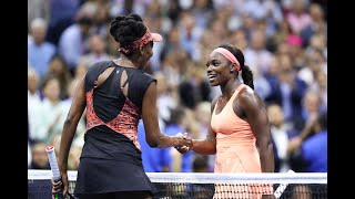 Download 2017 US Open: Venus Williams vs. Sloane Stephens Match Highlights Video