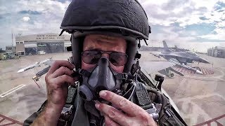 Download F-16 Pilot Prep, Maintenance & Munitions & Cockpit Video Video