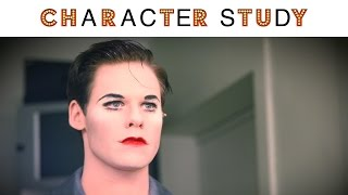 Download Character Study: Randy Harrison Transforms Into the Emcee Backstage at the CABARET Tour Video