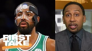 Download Stephen A. Smith: 'Kyrie Irving is a bad somebody'   First Take   ESPN Video