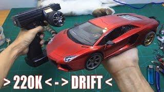 Download Độ xe điều khiển Thường thành xe Drift điều khiển từ xa Video