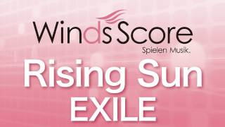 Download WSJ-12-001 Rising Sun/EXILE(吹奏楽J-POP) Video