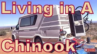 Download Meet Matt who Dropped Out of the Rat Race and Now Lives in a Chinook RV Video