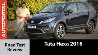 Download Tata Hexa 2016 Test Drive Review - Auto Portal Video