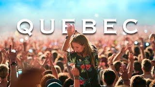 Download CANADA'S BEST MUSIC FESTIVAL? | Quebec Summer Festival in 4K Video