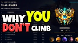 Download Why You Don't Climb in League of Legends Video