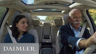 Download Carpool Recruiting: Mit Dieter Zetsche im Mercedes-Benz Video