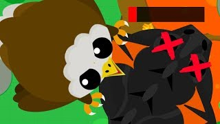 Download MOPE.IO EAGLE KILLS BLACK DRAGON!! // MOST ANNOYING TROLL EVER (Mope.io Funny Moments) Video