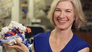 Download CRISPR-Cas9 gene editing and how it works - with Jennifer Doudna Video