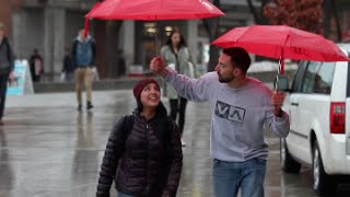 Download Umbrella-Ing People Video