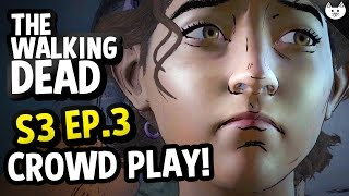 Download The Walking Dead Season 3 Episode 3 - CROWD PLAY - YOU MAKE THE CHOICES LIVE! Video