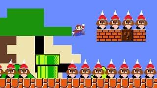 Download Mario's World 1-1 Calamity Video