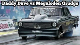 Download Daddy Dave vs Megalodon/Vixen Turbo dodge challenger vs Larry Larson Video