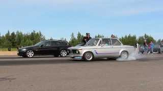 Download Bimmerparty -15 1/4 mile, featuring +1000hp AWD e30 Video