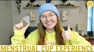 Download MY EXPERIENCE USING A MENSTRUAL CUP FOR 2+ YEARS | BIG SIS ADVICE | MEGHAN HUGHES Video