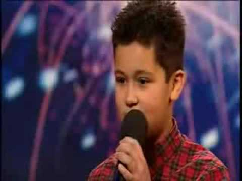 Shaheen Jarfagholi Britains Got Talent Micheal Jackson and Valerie 2009 (HDD)