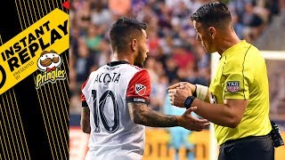 Download Meet the player who convinced a referee to rescind a RED CARD | Instant Replay Video