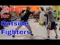 Download Long Range Boxing Tactics | Pressure Fighters Take Note Video