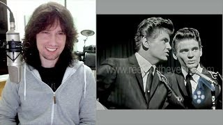 Download British guitarist analyses the Everly Brothers live in 1960! Video